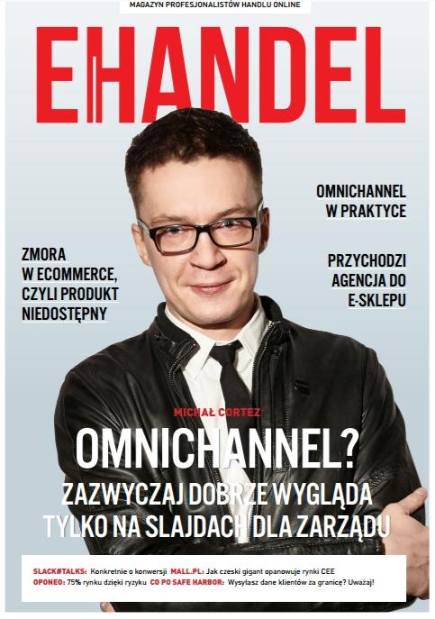 Michal Cortez - Wywiad - Ehandel Magazyn nr 2